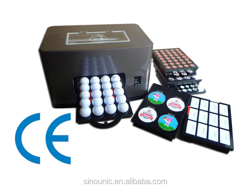 Golf Ball Logo Printing Machine