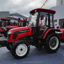 Higher quality and more environmentally friendly China 2017 new 55 hp 4wd tractor