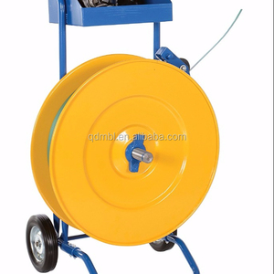 strapping dispenser cart