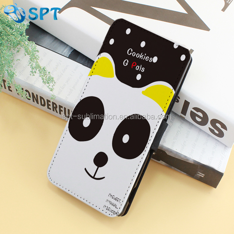 sublimation printing leather cell phone case for sony Z2