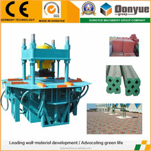 dongyue DY-150T hydraulic cement concrete block road paver machine for interlocking paver blocks with great quality