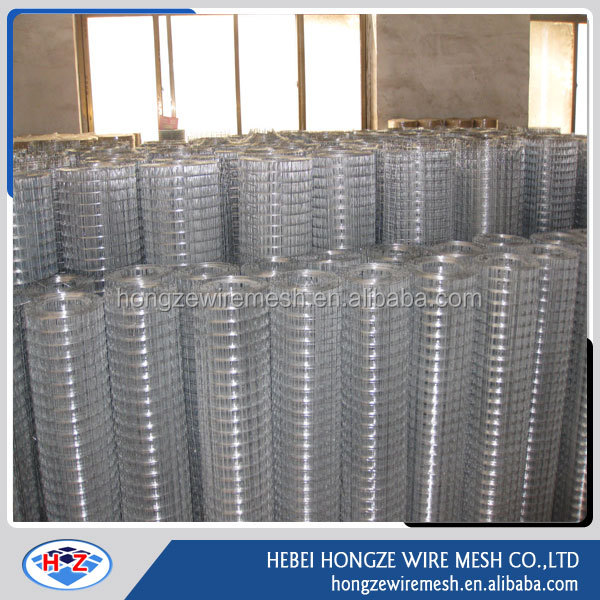 16 gauge galvanized welded wire mesh heavy gauge 4x4 welded wire mesh