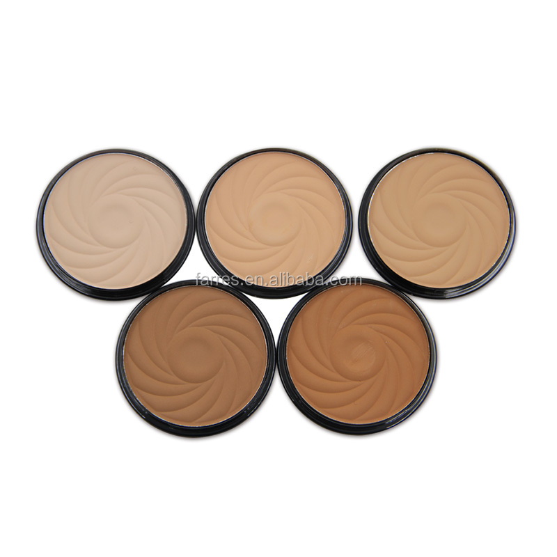 OEM Brand Private Label Waterproof Makeup Pressed Compact Powder