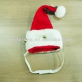 Christmas decoration plush pet hat