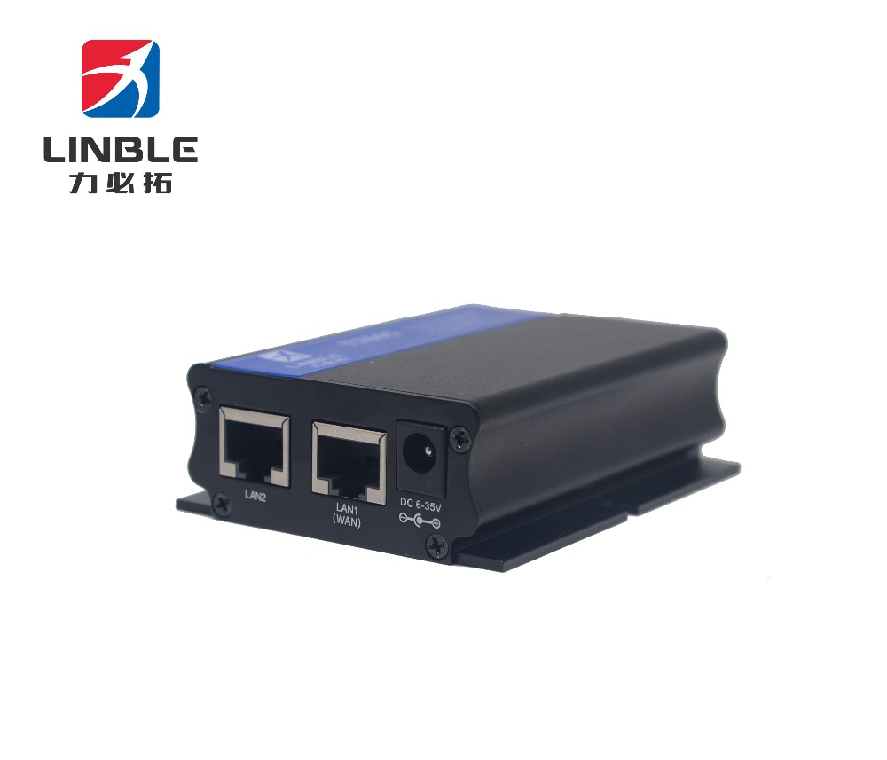compact size Industrial metal casing 3g wifi router Adopting high grade industrial wireless module M350