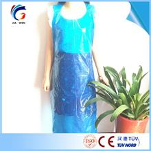 disposable pe plastic aprons ldpe disposable apron printing plastic transparent bib apron surgical use