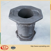 DUCTILE CAST IRON AND GREY CAST IRON PRECISION CASTING PARTS