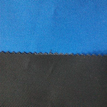 black twill flame retardant fabric for workwear