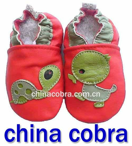 top quality baby shoes tortoise and duck