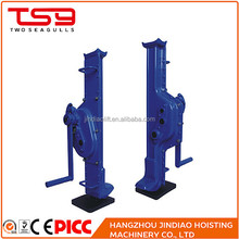 Tractor hoister machines transmission design mechanical jack
