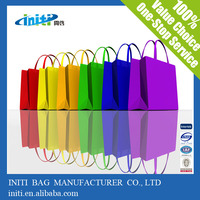 2014 luxury top quality new design gift plastic bag