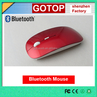 cheap super slim 2.4GHz wireless mouse bluetooth wireless mouse mini ultrathin USB optical mouse electronic gift for PC