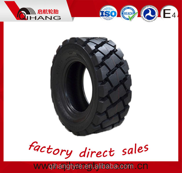Factory wholesale skid steer tires 10-16.5 12-16.5 bobcat skidsteer tire for sale