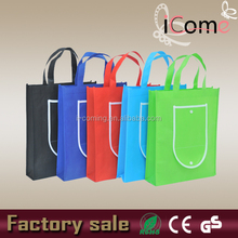 2015 best selling promotion non woven shopping bag/fold up shopping bag(ITEM NO:N150117)