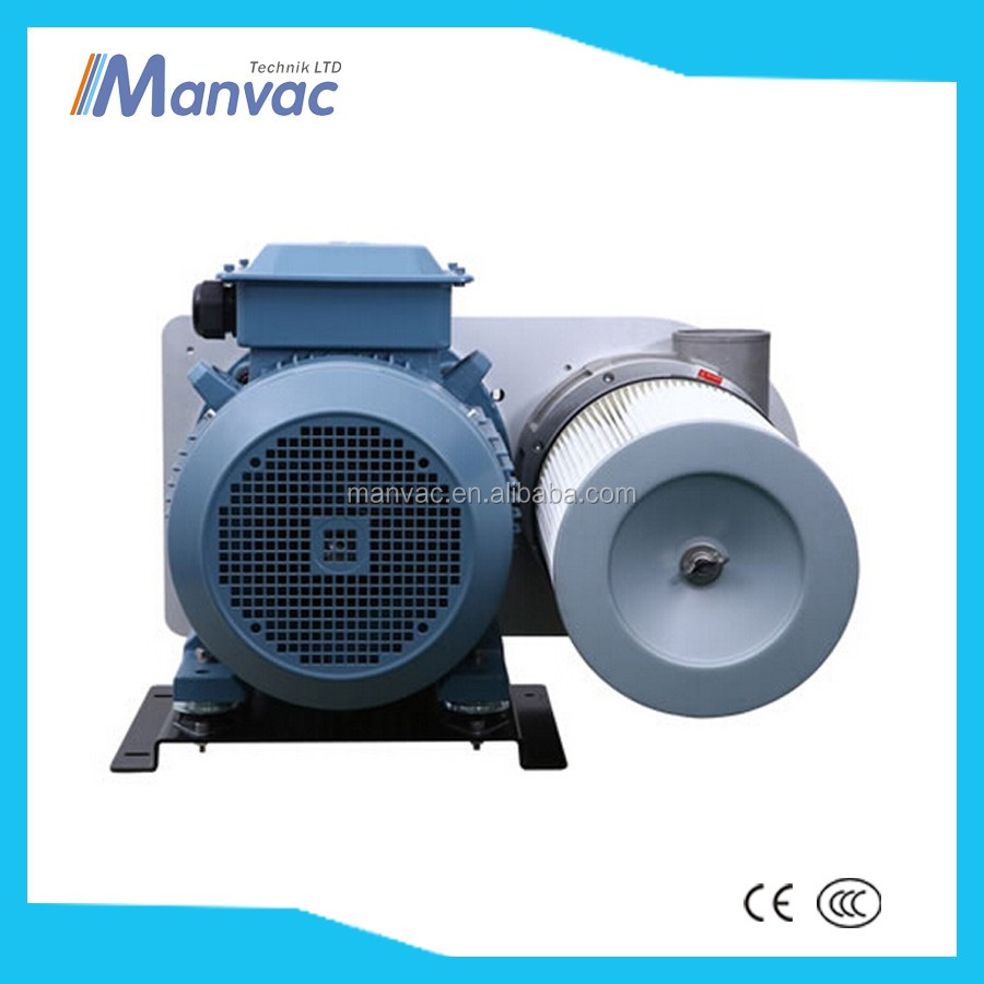 10HP AT-100 Low Noise Oil Free Electric Centrifugal Turbo Blower