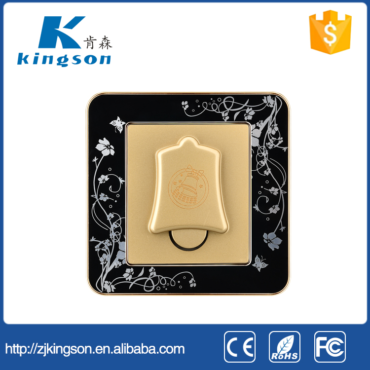 the newest design Push Button Electrical Bell Switch, Door Bell Wall Switch