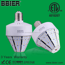 High quality 60w mercury vapor replace parking lot bulb 110v