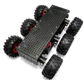 Wild Thumper 6WD Chassis 6WD Robot Car