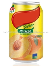Canned Peach Juice 335ml