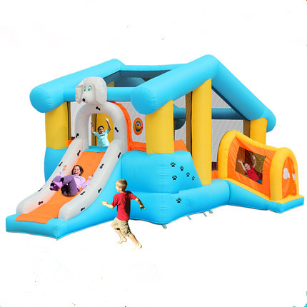 Hola dog inflatable bouncer/bouncy castle/jumping castle