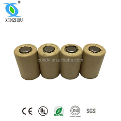 Customize ni-cd sc 1600mah rechargeable battery 1.2v