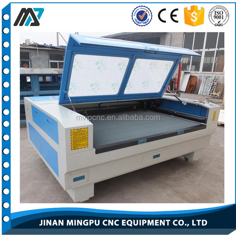 2016 new coming dual heads laser cutting machine acrylic