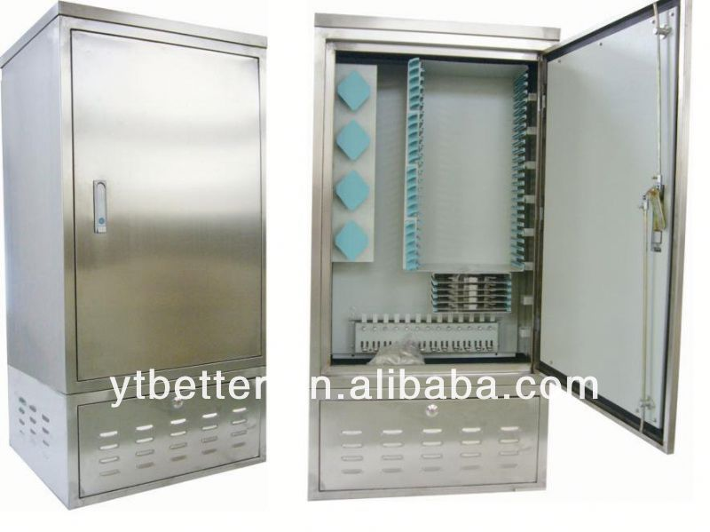 High precision outdoor weatherproof cabinet