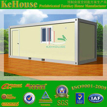 china high quality low price prefab log cabin container for worker construction