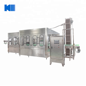 Complete Drinking Water / Spring Water Bottling Plant