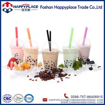 Taiwan boba tea materials and boba tea kits bubble tea supplier