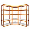 heavy duty goods shelf/metal storage rack