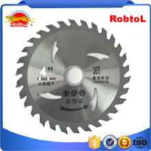 "4"" TCT circular saw blades for wood cutting tungsten carbide tipped grass metal paper stainless steel cutting 105mm"