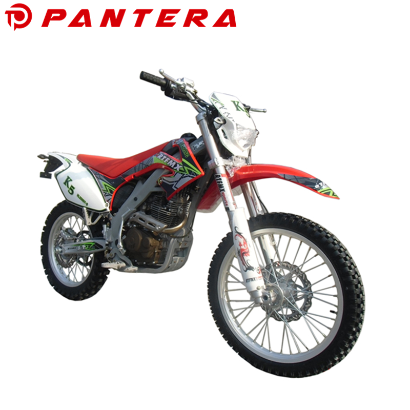 Sport Mini Cross Chinese Motorbikes Automatic 250cc Off Road Motorcycle