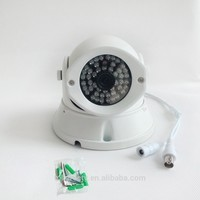 2016 TL-MDR-35 Tollar Metal Dome 700tvl effio-e sony ccd Indoor IR day night motion action cctv camera video cameras