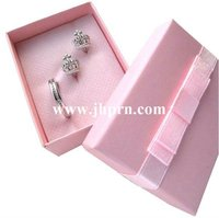 pink jewelry box ring inserts