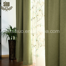 Bedroom Free Sample Cheap luxury blackout drapes curtains