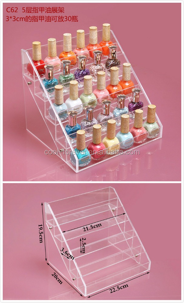 Clear Plastic Box For Nail Polish Wholesale, Clear Plastic Suppliers ...