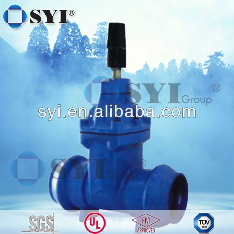 gate valve api of SYI VALVES