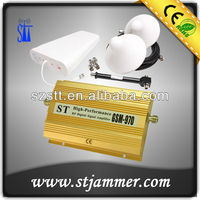 Cell phone signal for GSM frequency range