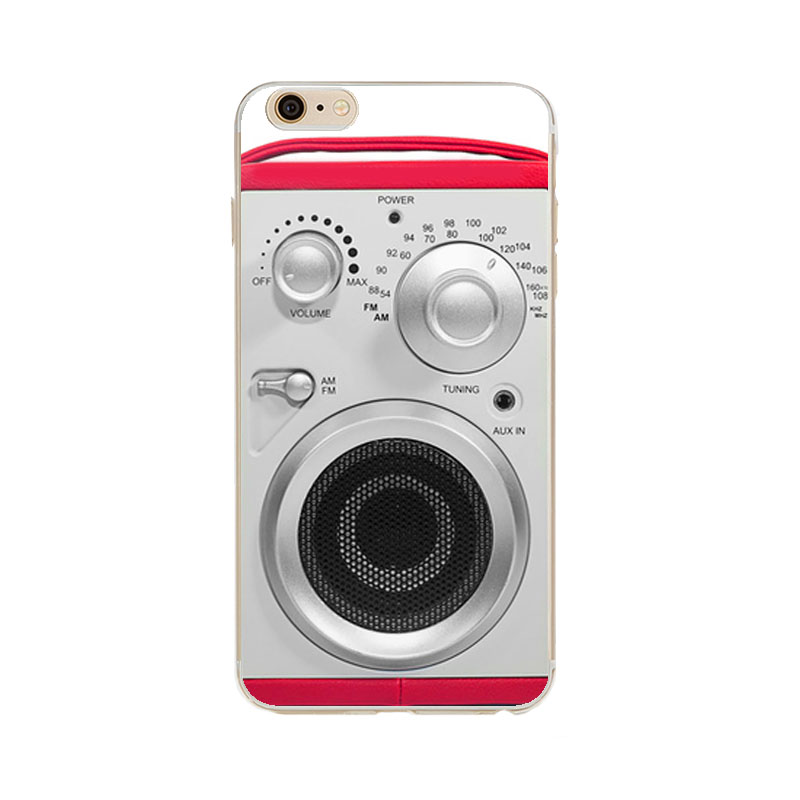 Perfect protective camera printing phone case for iphone 6s