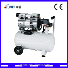 100% Oil Free Dental Air Compressor 2hp Electric Motor Air Kompresor Supplier