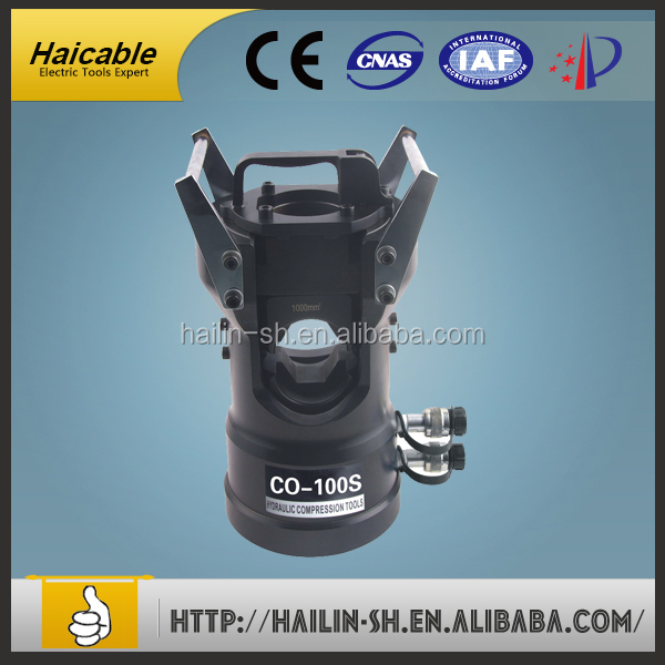 Manual Hydraulic Crimping Compression Machine Co-100s Wholesale Price