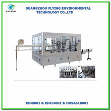3 in 1 drinking bottling line bottled water plant