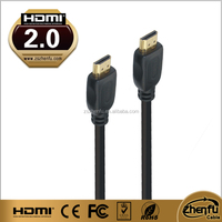 CE qualify HDMI Cable with Ethernet 1.4 for 3D HDTV