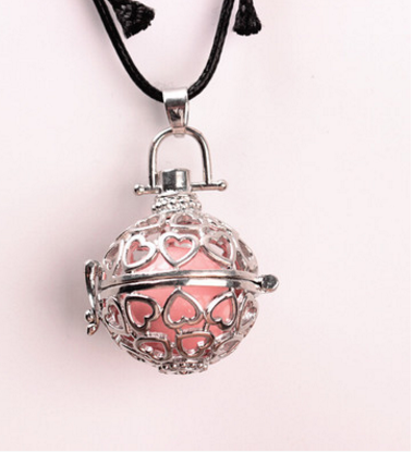 New pregnant women music DIY necklace adjustable piano pendant jewelry