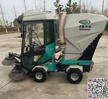 Fuel Power Road/Floor/Street/Snow Sweeper Truck