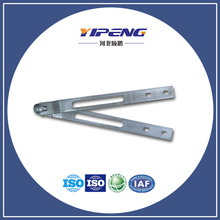 Zinc Parallel Clevis /Twist Clevis of Electric Power Fitting or Metal Stamping Parts for Overhead Pole Fitting