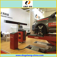 Car diagnostic tools used for mechanical workshop wheel alignment DS7