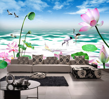 2015 newest design wallpaper/ non-woven wallcovering 3D printing