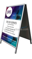 a-frame signs wholesale detachable floor display stands b0